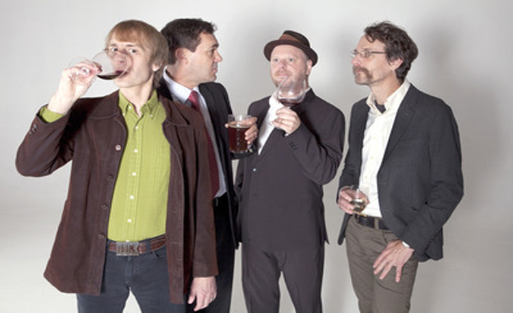 Mudhoney 2013 Band Photo