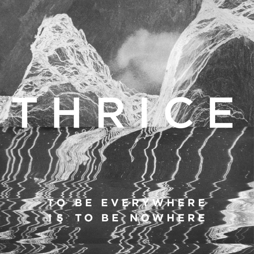 New Thrice album cover